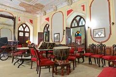 Prag Mahal в Bhuj стоковая фотография rf