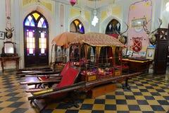 Prag Mahal dans Bhuj Image libre de droits