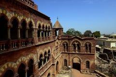 Prag Mahal dans Bhuj Images stock