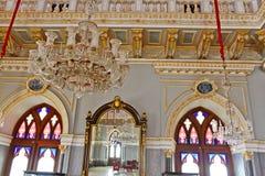 Prag Mahal slott Arkivbilder