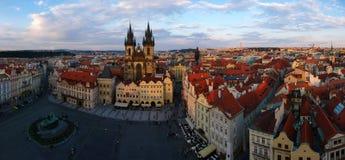 Prag-Markt Lizenzfreies Stockfoto