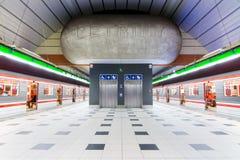 Prag-Metro lizenzfreies stockbild