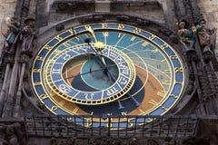 Prag Orloj 2 Lizenzfreies Stockbild