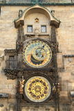 Prag Orloj Stockbild