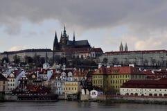 Prag-Schloss Lizenzfreies Stockfoto