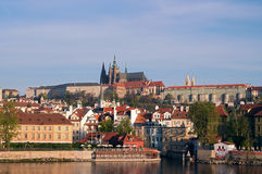Prag-Schloss Stockfoto