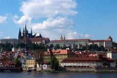 Prag-Schloss Lizenzfreies Stockbild