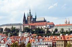 Prag-Schloss Lizenzfreie Stockbilder