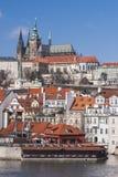 Prag-Schloss Lizenzfreie Stockfotos