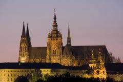 Prag-Schloss Stockbilder