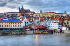 Prag-Stadt Stockfotos