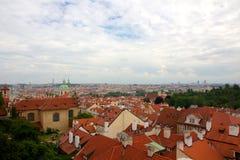 Prag-Stadtbild Stockfoto