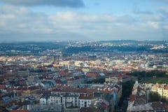 Prag-Stadtbild Lizenzfreie Stockfotografie