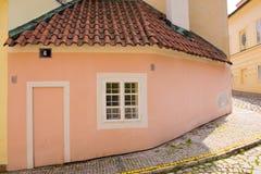 Prag storico Fotografie Stock