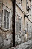 Prag-Straße lizenzfreie stockfotos