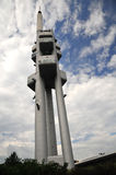 Prag - Television tower Stock Image