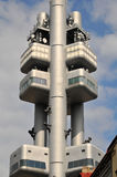 Prag - Television tower Stock Images