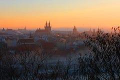 prag Tschechische Republik Stockfotos