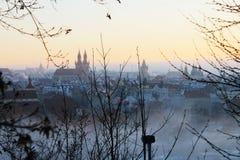 prag Tschechische Republik Lizenzfreie Stockfotografie