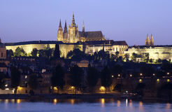 Prag - Tschechische Republik Stockbild