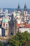 Prag, Tschechische Republik Lizenzfreie Stockfotos