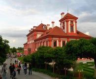 Prag, Tschechische Republik Troja-Palast von Prag Lizenzfreies Stockbild