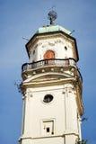PRAG, TSCHECHISCHES REPUBLIC/EUROPE - 24. SEPTEMBER: Ansicht des Astro Lizenzfreies Stockbild