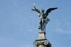PRAG, TSCHECHISCHES REPUBLIC/EUROPE - 24. SEPTEMBER: Engel auf a Stockbild