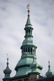 PRAG, TSCHECHISCHES REPUBLIC/EUROPE - 24. SEPTEMBER: Helm von St. Vitus Lizenzfreies Stockfoto