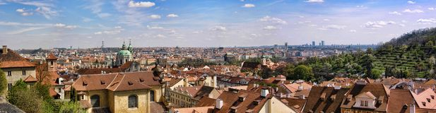 Prag wenig Stadt Lizenzfreie Stockbilder