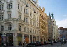 Praga Royaltyfri Bild