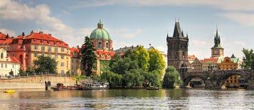Praga. Imagem de Stock
