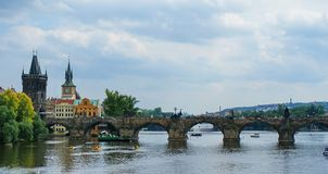 Praga Fotos de Stock Royalty Free