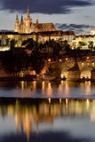 Praga Foto de Stock