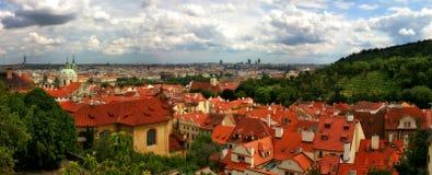 Praga. Fotografía de archivo