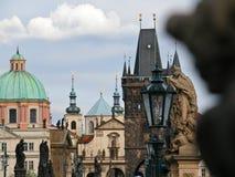 Praga Lizenzfreie Stockbilder