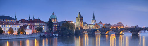 Praga. Imagenes de archivo