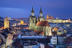 Praga. Imagem de Stock Royalty Free
