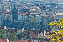 Praga Royalty Free Stock Photography