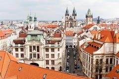 Praga Immagine Stock