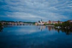 Praga Royalty-vrije Stock Foto