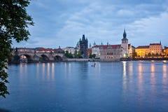Praga Stock Afbeelding