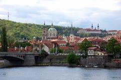 Praga Fotografía de archivo libre de regalías