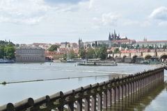 praga Foto de Stock Royalty Free