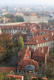 Praga, año 2011 imagenes de archivo