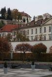 Praga, año 2011 foto de archivo