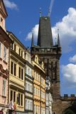 Praga, capitol republika czech fotografia royalty free