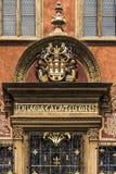 Praga Caput Regni, Praga el jefe del reino Imagen de archivo libre de regalías