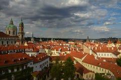 Praga, a cidade a mais romântica imagem de stock royalty free