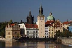 Praga - criniere Immagine Stock